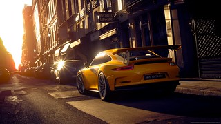 Gran Turismo Sport: Porsche 911 GT3 RS | by Andy Voong