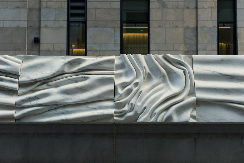 Sculpted Wall by JeffStewartPhotos