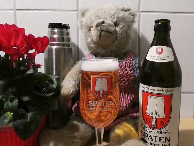 Teddy Beer Tuesday