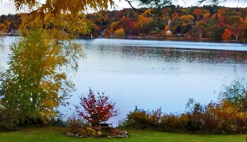 Indian Lake in Autumn