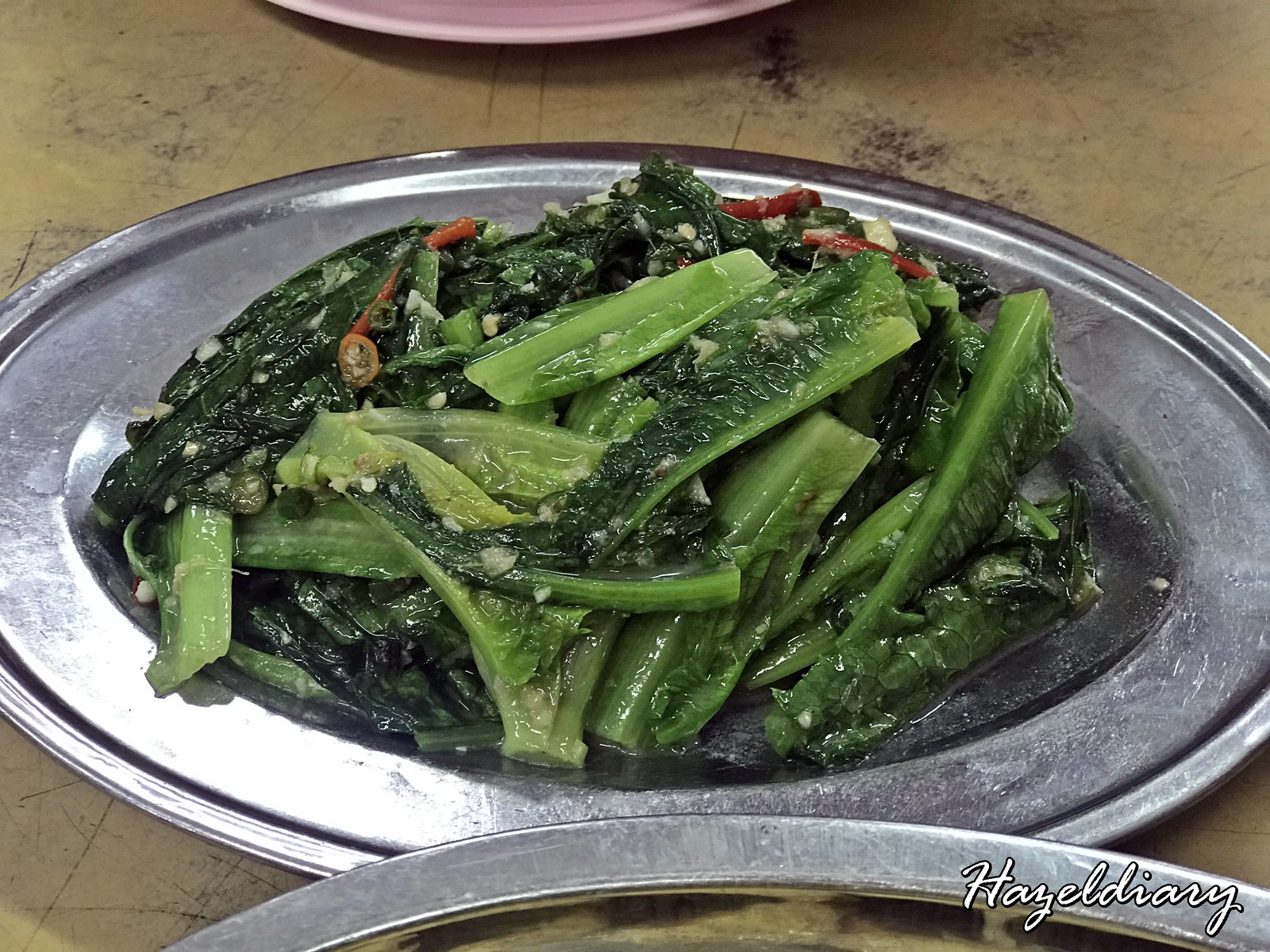 Restoran Jing Seng-Vegetables