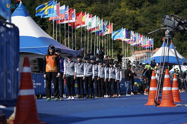 2019 Tongyeong ITU Triathlon World Cup Sponsored by 2XU(엘리트)