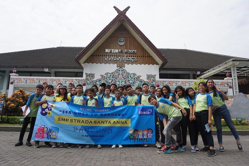 Lebih Dekat dengan Budaya Indonesia, Lebih Dekat dengan Keluarga Besar SSA