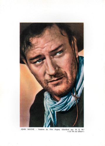 John Wayne in 3 Godfathers (1948)