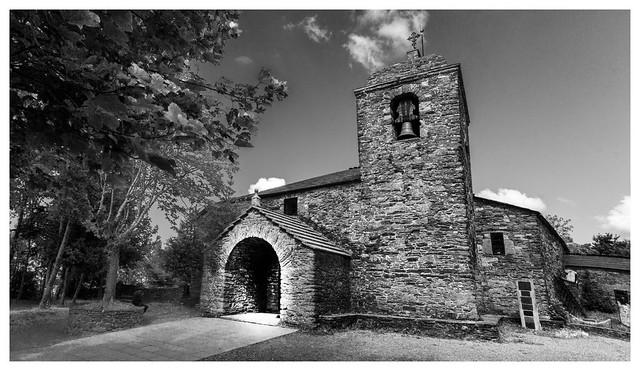 Iglesia del Alto del Febreiro (Church High of Febreiro)