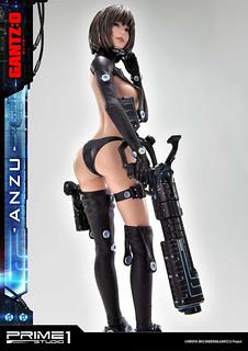 Prime 1 Studio《殺戮都市 GANTZ:O》Premium Masterline 山咲杏 1/4比例雕像(プレミアムマスターライン 山咲 杏)