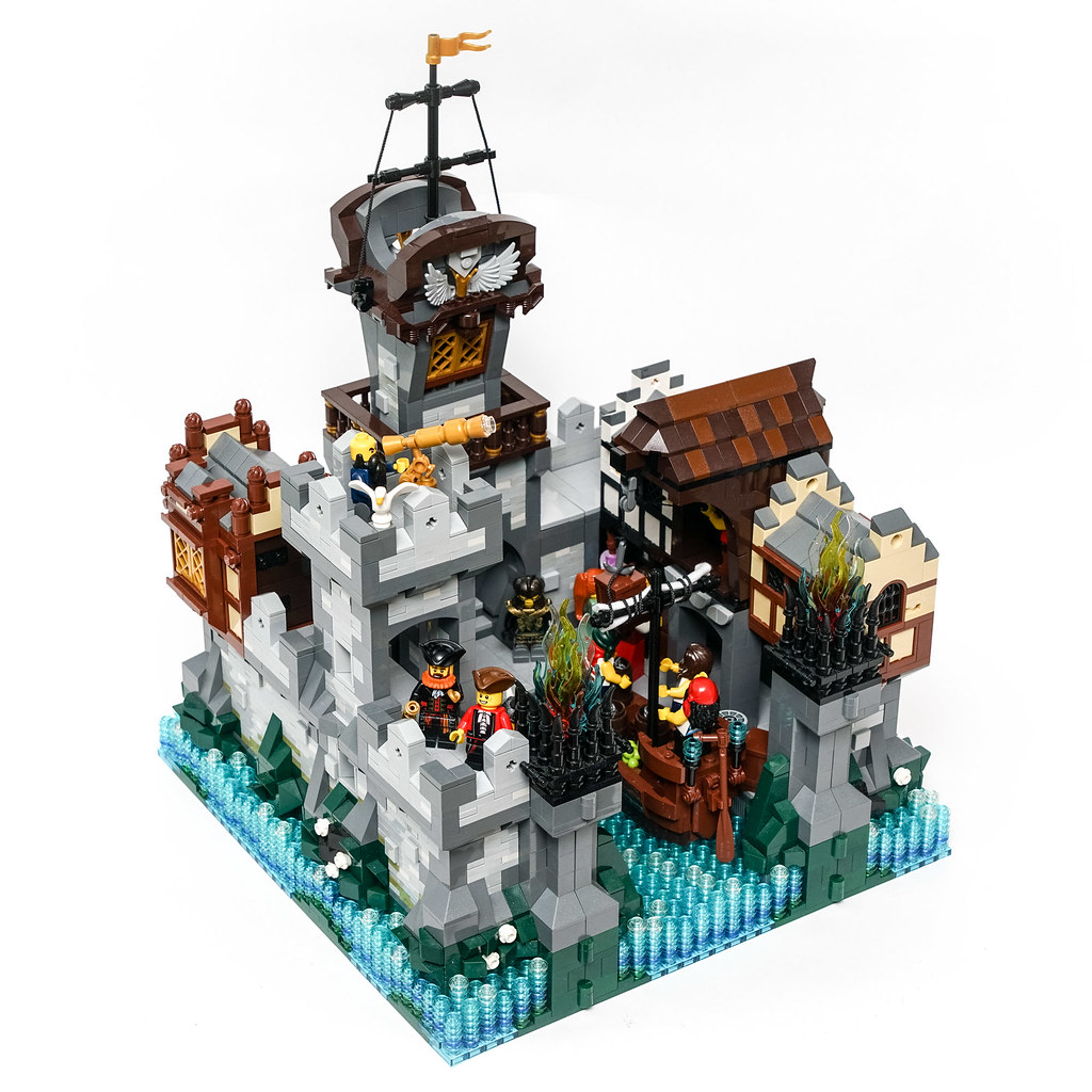 Harbor Castle