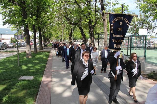 93° Aniversario de  IMPCH Parral