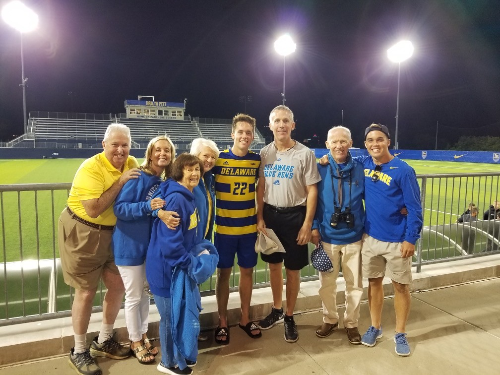 Player Profile: Ryan Mertz of UD soccer on finding his forte