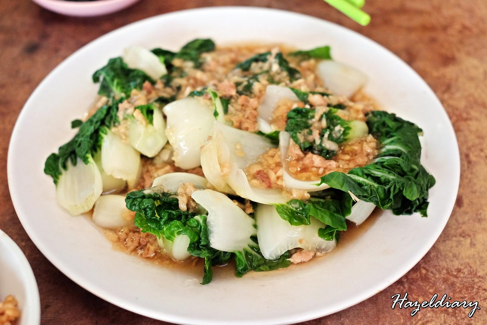 Kedai Bak Kut Teh Hin Hock-Veggie