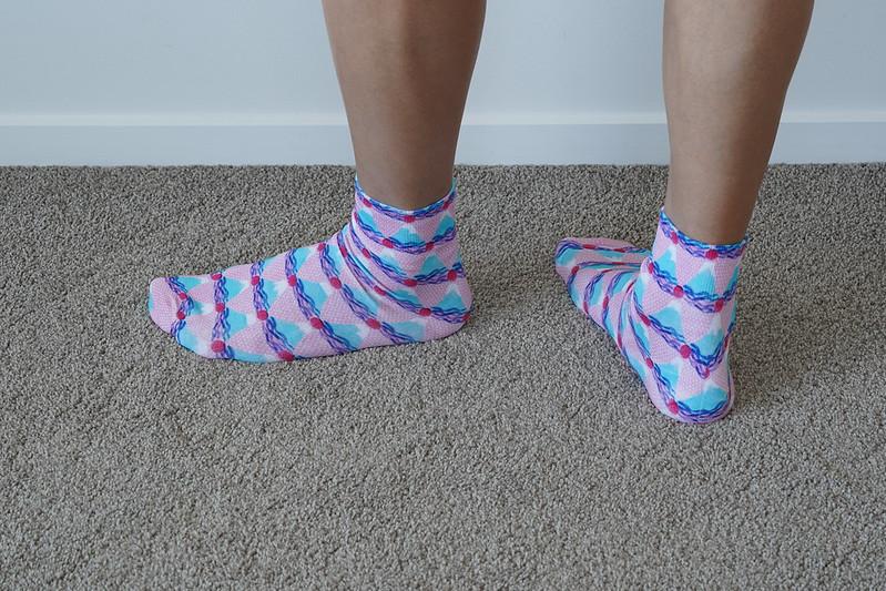Tabio Fuji Socks 10