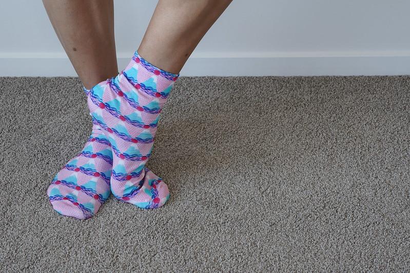 Tabio Fuji Socks 09