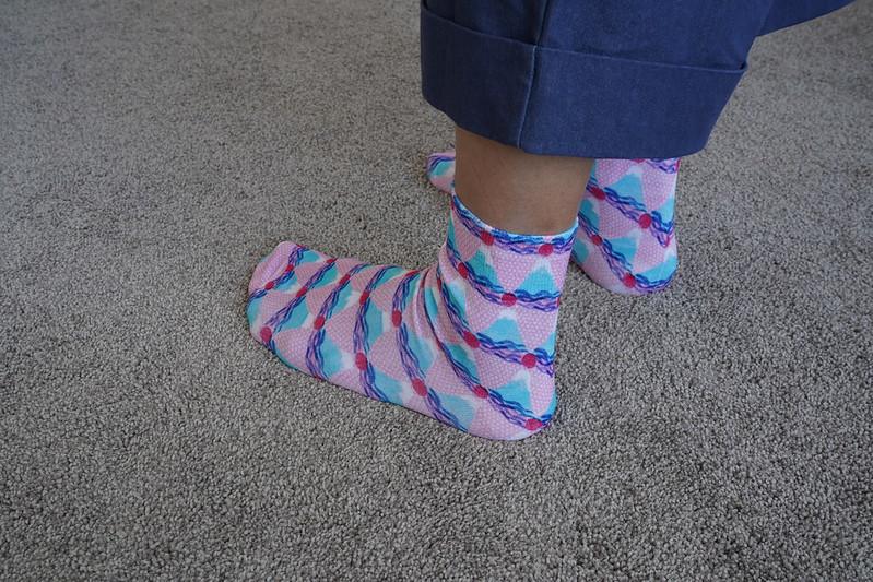 Tabio Fuji Socks 08