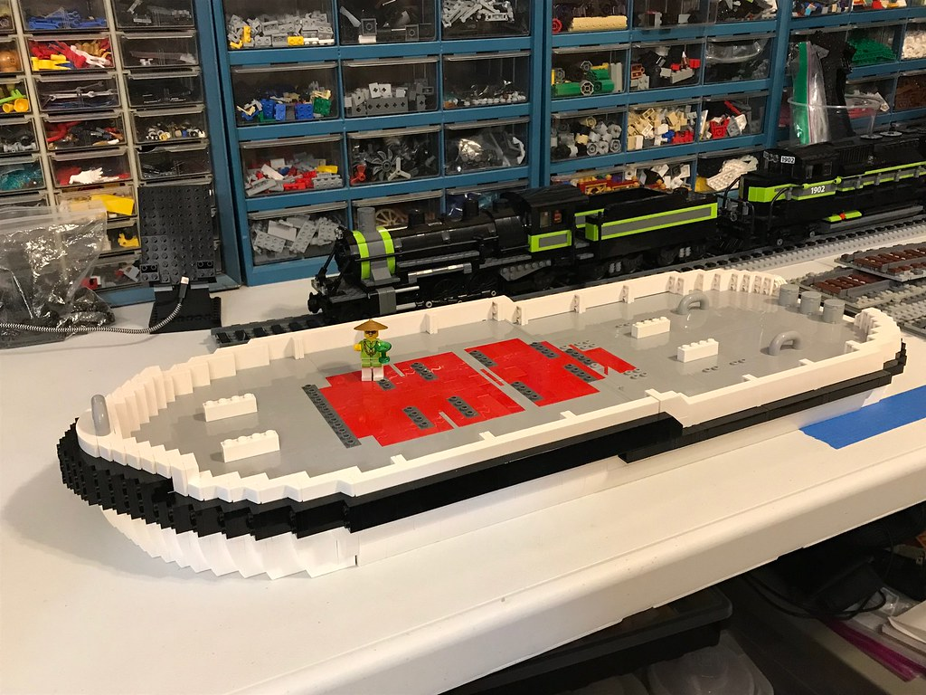 Tugboat WIP