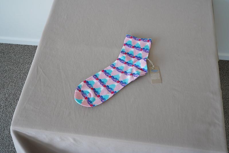 Tabio Fuji Socks 03