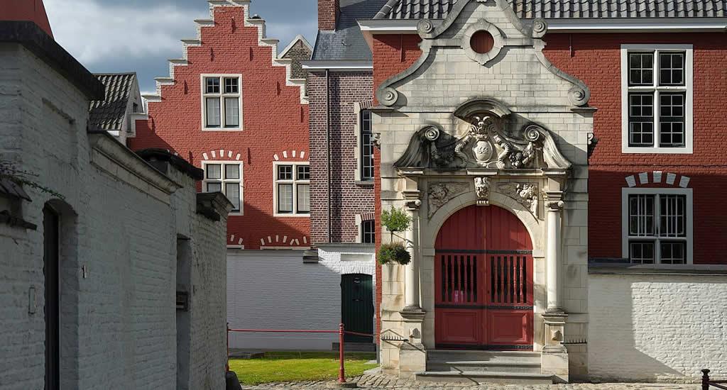 Gratis bezienswaardigheden Gent | Begijnhof, Gent