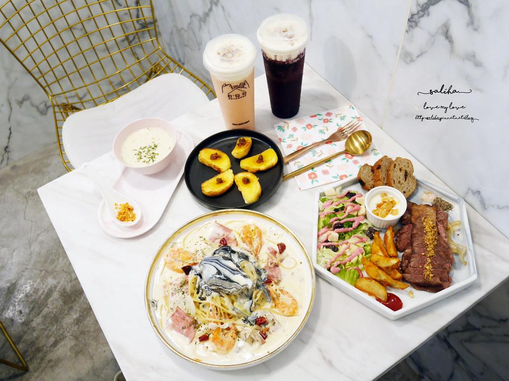 台北台大附近公館BFF Gossip Brunch早午餐義大利麵飲料推薦 (4)