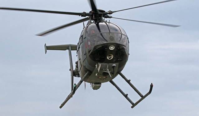 MM81299 LMML 28-10-2019 Italy - Air Force Breda Nardi NH-500E CN 237