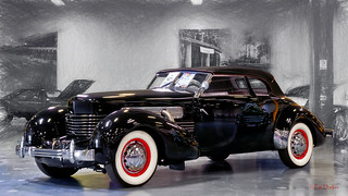 1937 Cord 812 Supercharged