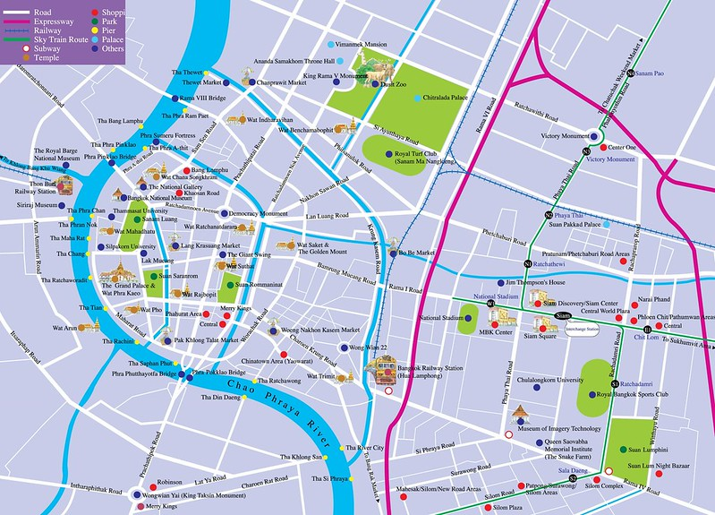 bangkok-tourist-attractions-map