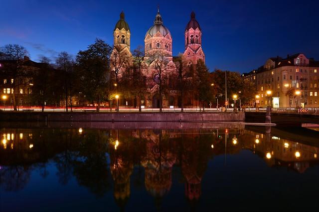 Munich - St. Lukas