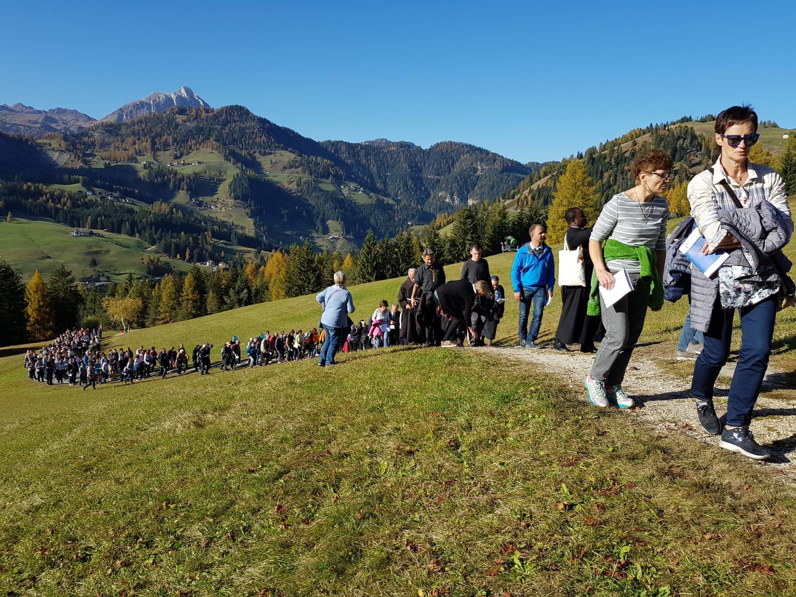 SVD - Pellegrinaggio diocesano Oies 2019