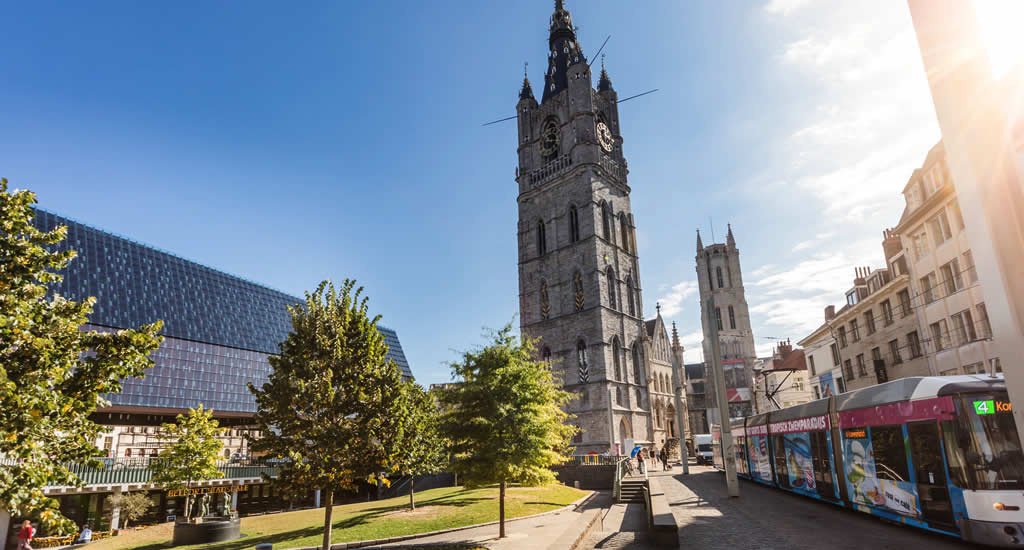 Beklim het Belfort in Gent | Mooistestedentrips.nl