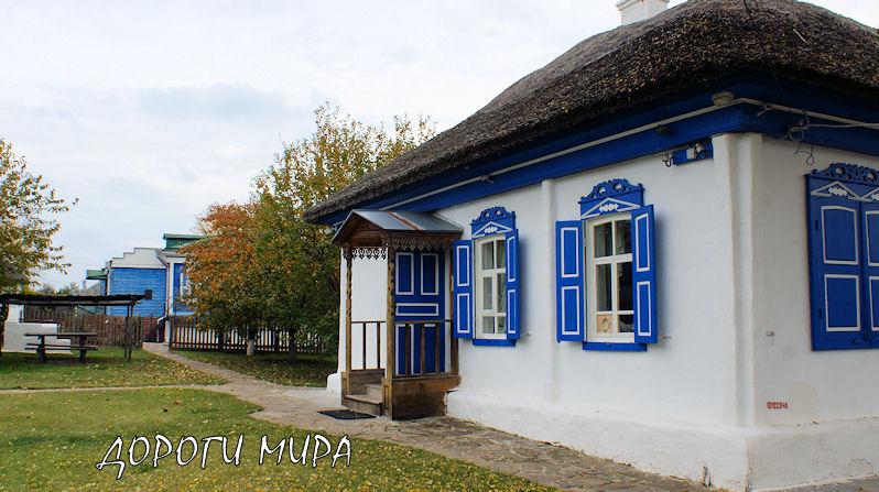 Старый дом Шолохова