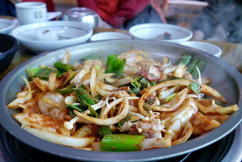 朝鮮料理 韓式美食