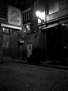 Bleedingheart Yard - London