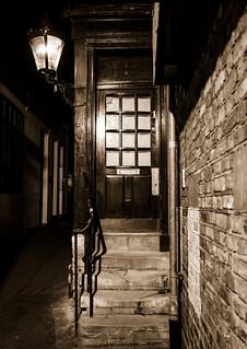 No 1 Diagon Alley - London