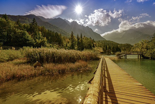 Lake Jasna (Kranjska Gora)