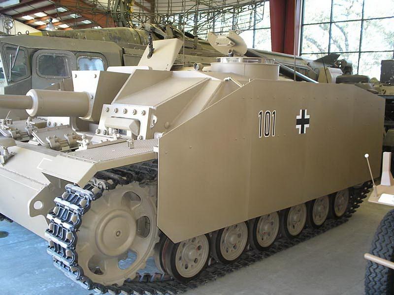 StuG III 18
