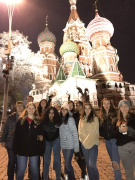 History Trip to Russia