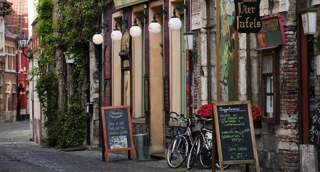 Gratis bezienswaardigheden Gent | Patershol, Gent