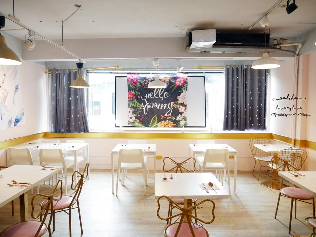台北台大附近公館站餐廳美食好拍網美風BFF Gossip Brunch早午餐 (3)
