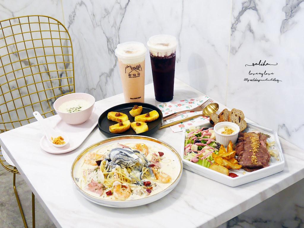 台北公館BFF Gossip Brunch早午餐廳美食好拍網美風打卡推薦