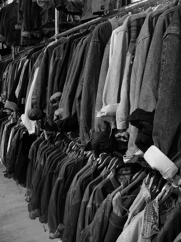 Camden old fashion Levi's store | by The Gaston Project