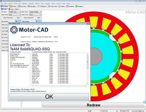 Download Motor-CAD v12.1.18 full license 100% working forever