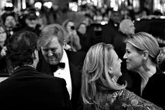 Koning Willem Alexander en koningin M�xima  - Premi�re GALAPAGOS Hope for the Future