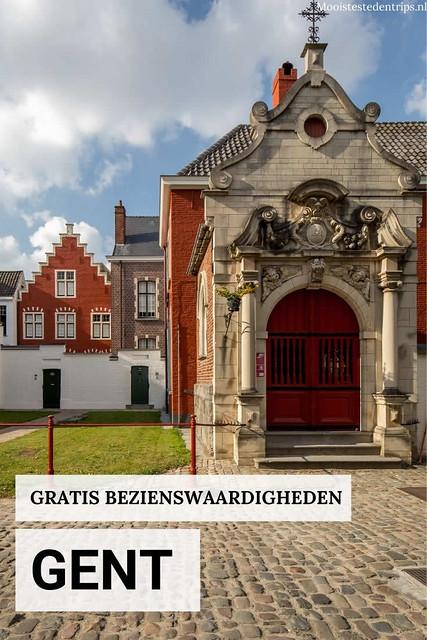 Gratis bezienswaardigheden Gent | Alle gratis bezienswaardigheden in Gent