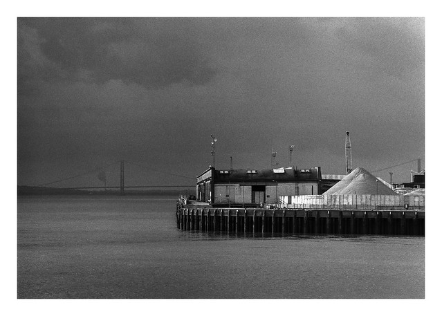 FILM - Distant Humber Bridge