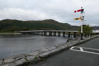 Penmaenpool Toll Bridge
