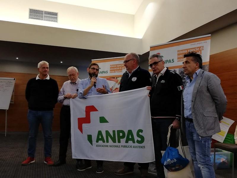 Consiglio nazionale Anpas, ottobre 2019