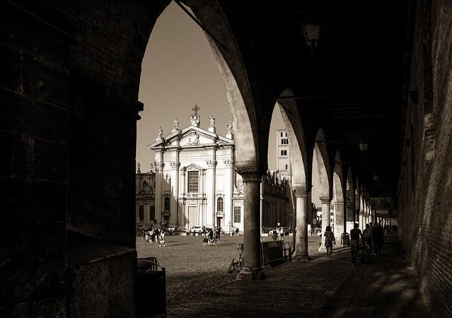 Portici di Palazzo Ducale