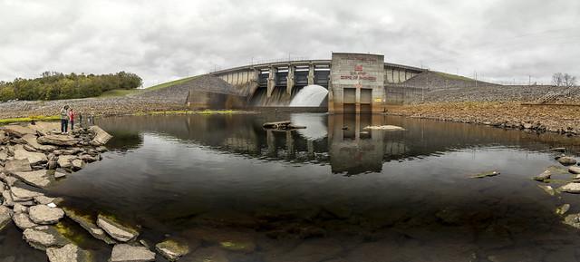 J. Percy Priest Dam, Stones River, Davidson County, Tennessee 5