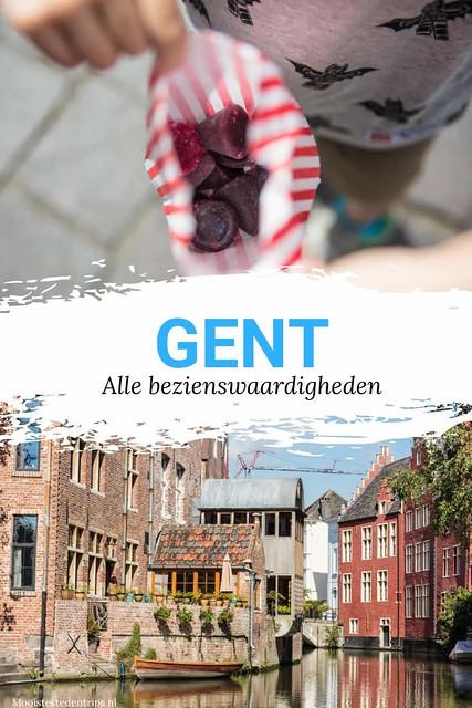 Bezienswaardigheden in Gent | Bekijk de leukste bezienswaardigheden in Gent, België