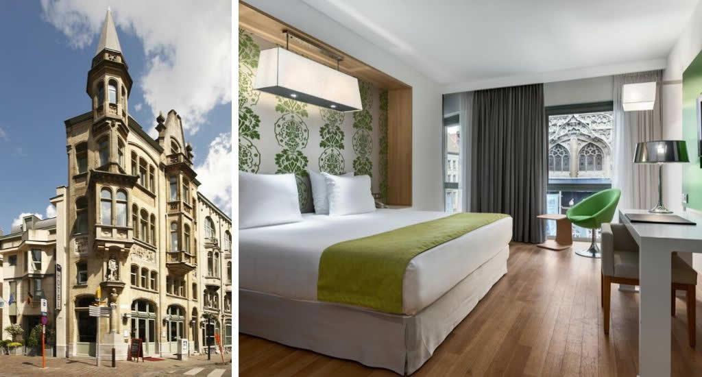 Hotel in Ghent, Belgium | NH Ghent Belfort