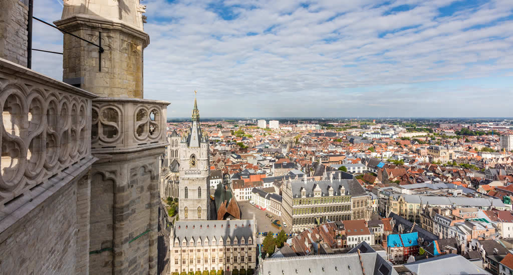 What to see and do in Ghent, Belgium | Climb the Belfry