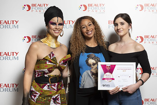 Beauty Forum Awards Talent et Jeune Talent Make-up 2019